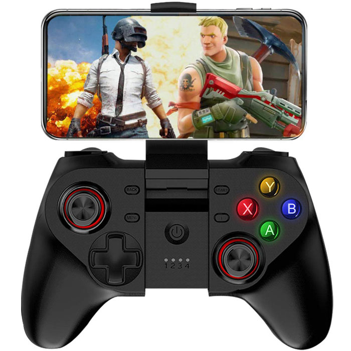 Gamepad for iOS and Android