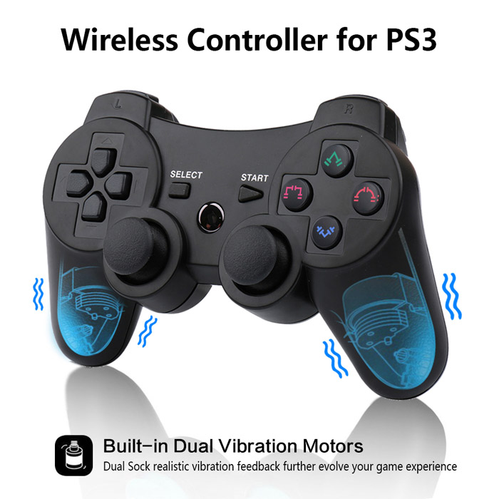 Wireless PS3 Game Controller