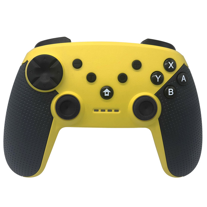 Wireless Switch Game Controller(Yellow)