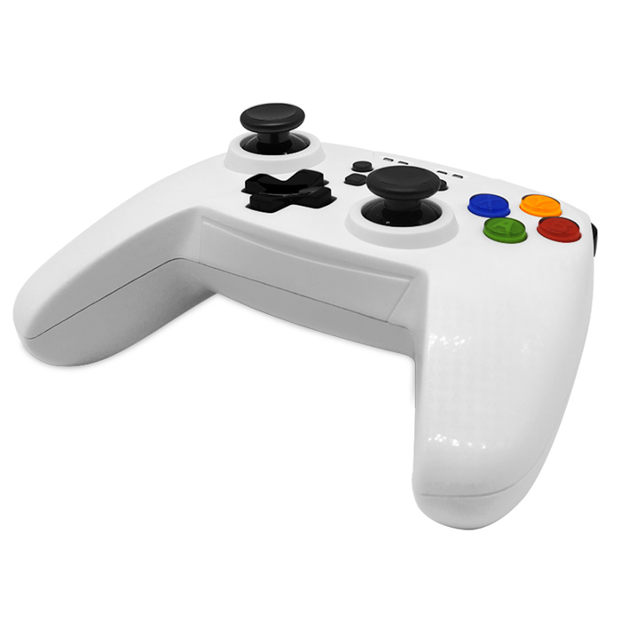 Wireless Switch Pro Game Controller(White)