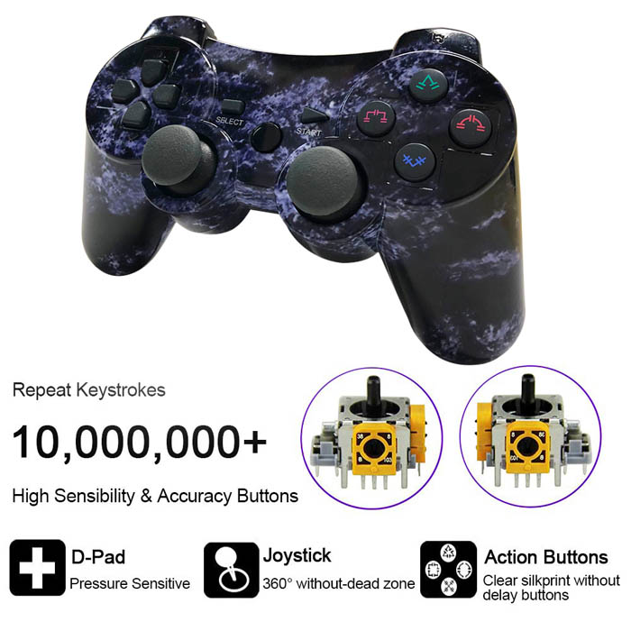 2019 ISHAKO Newest PS3 Joystick For PS3 Consoles