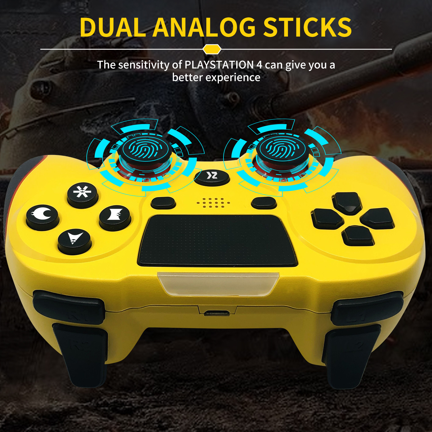 PS4 Wireless Game Controller PS423