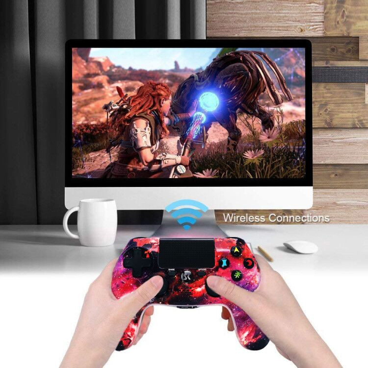 Controller 2Pack Compatible with PS4